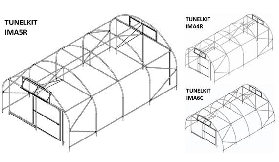tunel kit estructura 1